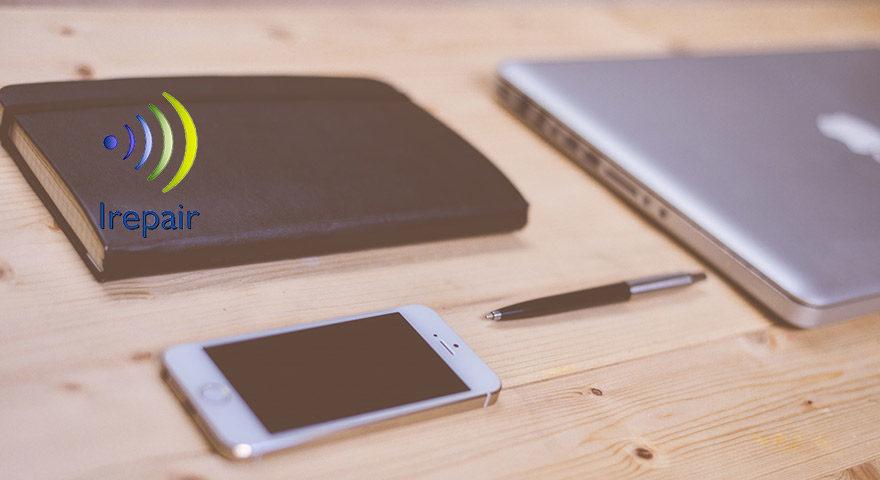 iRepair Mac iPhone Case Post